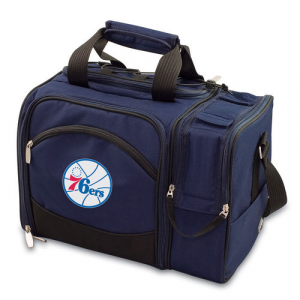 Philadelphia 76ers Malibu Cooler - Navy Blue